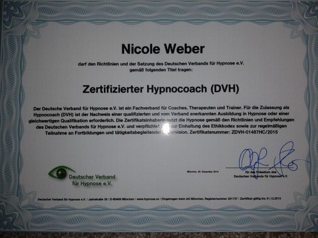 Hypnose Hannover_Zertifizierter Hypnocoach DVH
